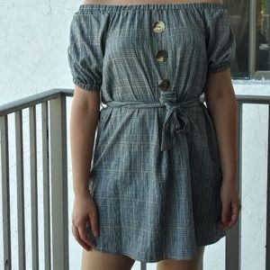 Zara Dress New Sz M